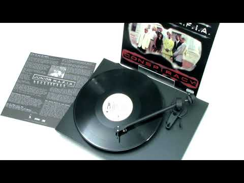 Junior M.A.F.I.A. - Get Money (Official Vinyl Video)