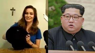 Renée Prays for Kim Jong-Un Days Before Denuclearization Deal   Renée LIVE Episode 1 Highlight