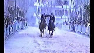 Scano Montiferro Carnevale 1987