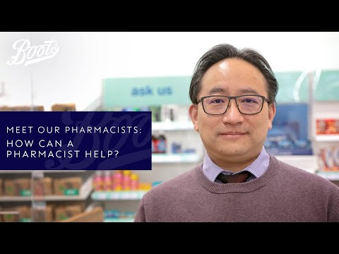 Meet our Pharmacists | How can a Pharmacist help? | Boots UK