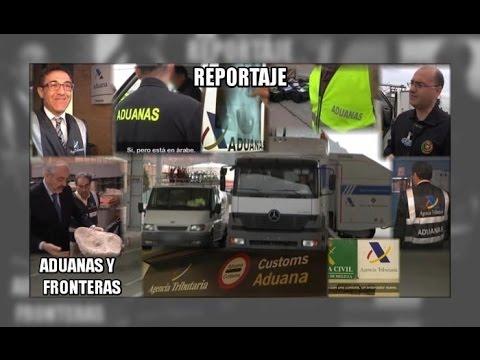 Aduanas y fronteras, reportaje callejeros - Aduanas (SVA)
