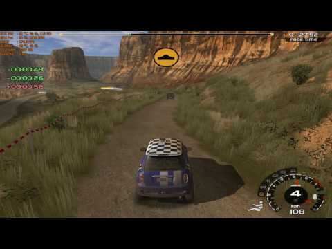 """Xpand Rally Walkthrough Part 7 - """"Polished Trophy Championship: Stage 3"""" 