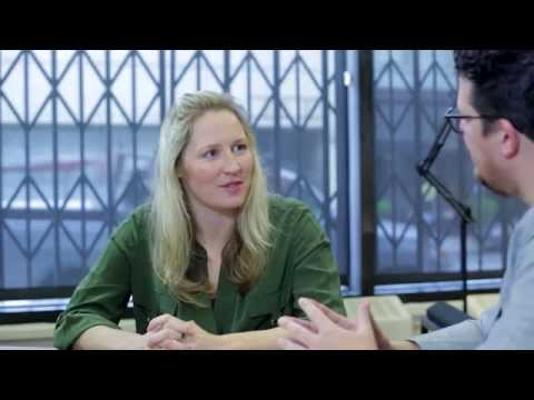 Martijn Arets talks to Danae Ringelmann, co-founder of Indiegogo