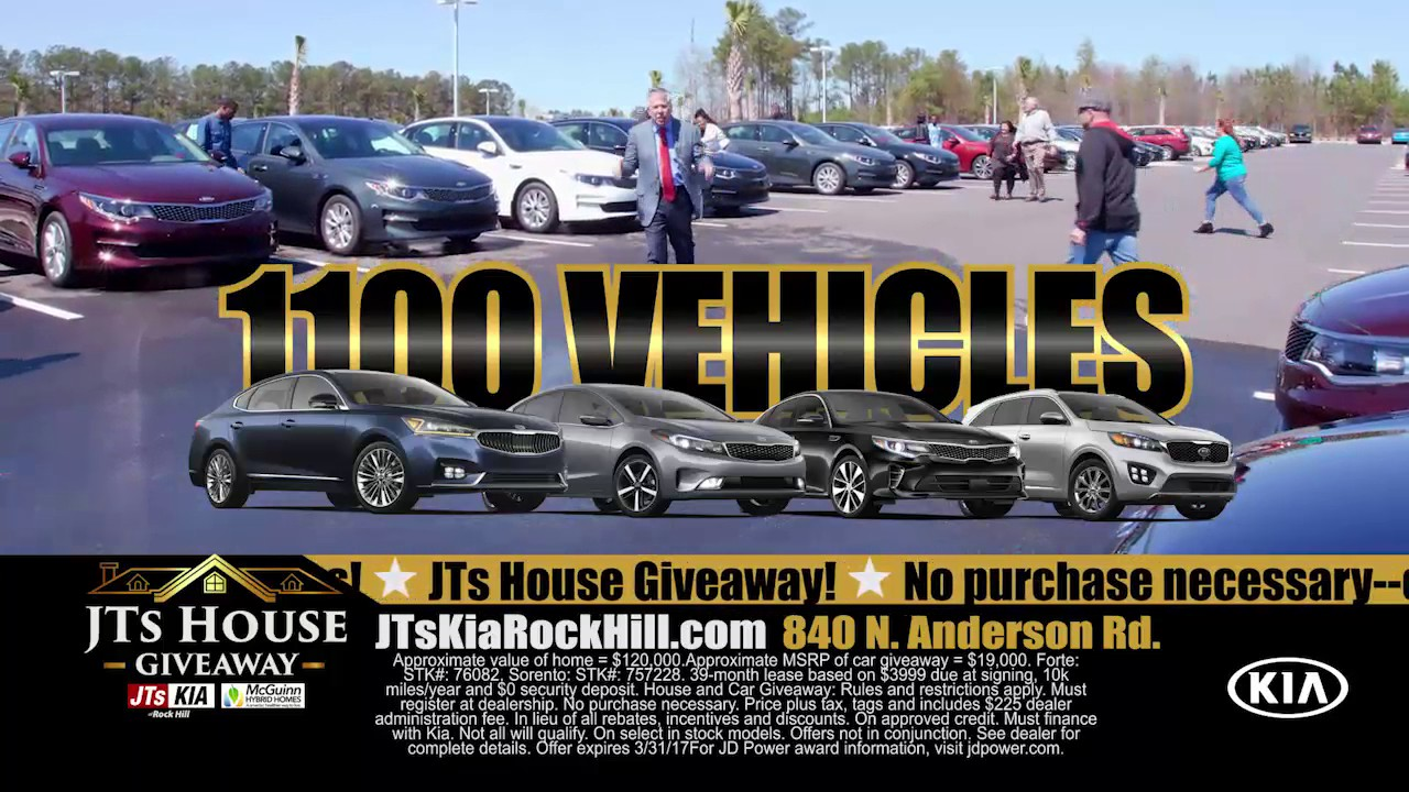 low prices at jts kia of rock hill hurry before time is up youtube. Black Bedroom Furniture Sets. Home Design Ideas