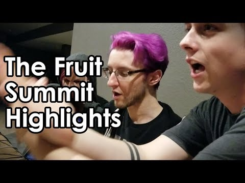 Best Of Datto Does Destiny - The Mr. Fruit Summit Highlights/Vlog