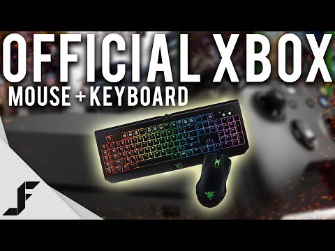 Official Mouse And Keyboard Support For Xbox - Are The Goalposts Moving?