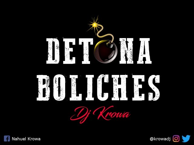 DETONA BOLICHES ★ ROMPE EXPLOTA ★ BOLICHERO MIX ► REGGAETON Y CUMBIA   DJ KROWA