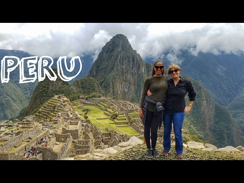 PERU TRAVEL MUSIC VIDEO BLOG | From the City to the Valley to the Desert