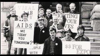 30 30 AIDS Vancouver Campaign: 1986 - Positive Living BC