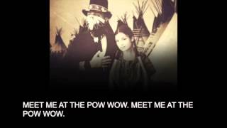 LightningCloud - Meet Me At The Pow Wow (Lyric Video)