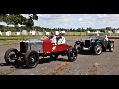 Alvis Racers