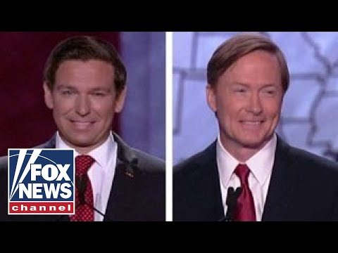 Part 1 of Fox News' Florida GOP gubernatorial primary debate