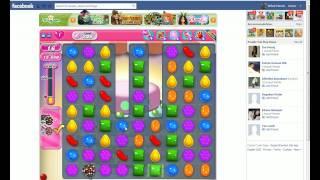 Candy Crush Saga - Level 208
