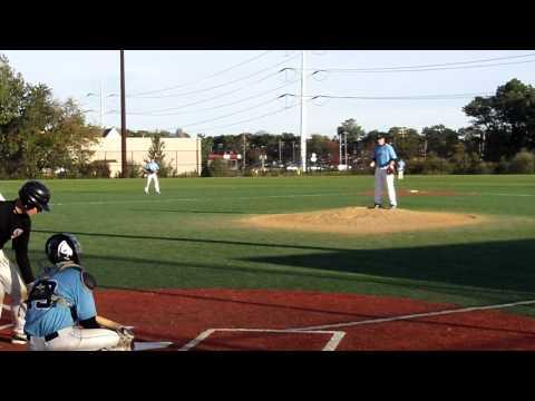 Adam Heidenfelder Pitching 2 10/13/2012