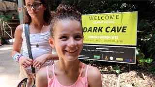 Entering a Dark Cave (WK 298) | Bratayley
