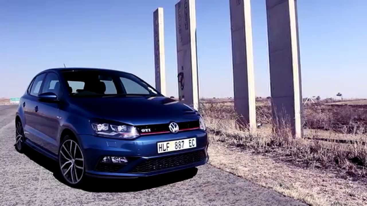 volkswagen polo gti 1 8 tsi dsg car review youtube. Black Bedroom Furniture Sets. Home Design Ideas