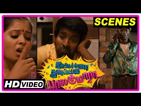 Idharkuthane Aasaipattai Balakumara Movie | Scenes | Soori Realises Madhumitha Is The Murderer