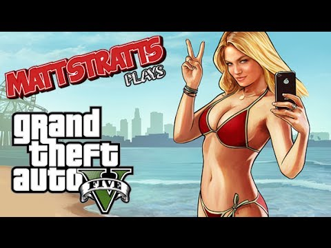 GTA 5 : Most Wanted (How To Strip In Style) Spoof