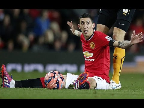 Angel Di Maria - Best Fignts & Angry Moments thumbnail