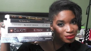 #IndieBooksBeSeen | Book Haul Thumbnail