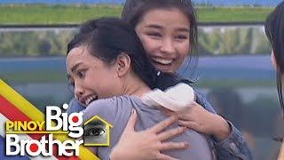Pinoy Big Brother Season 7 Day 66: Girl Housemates, nagulat nang makita si Liza sa bahay