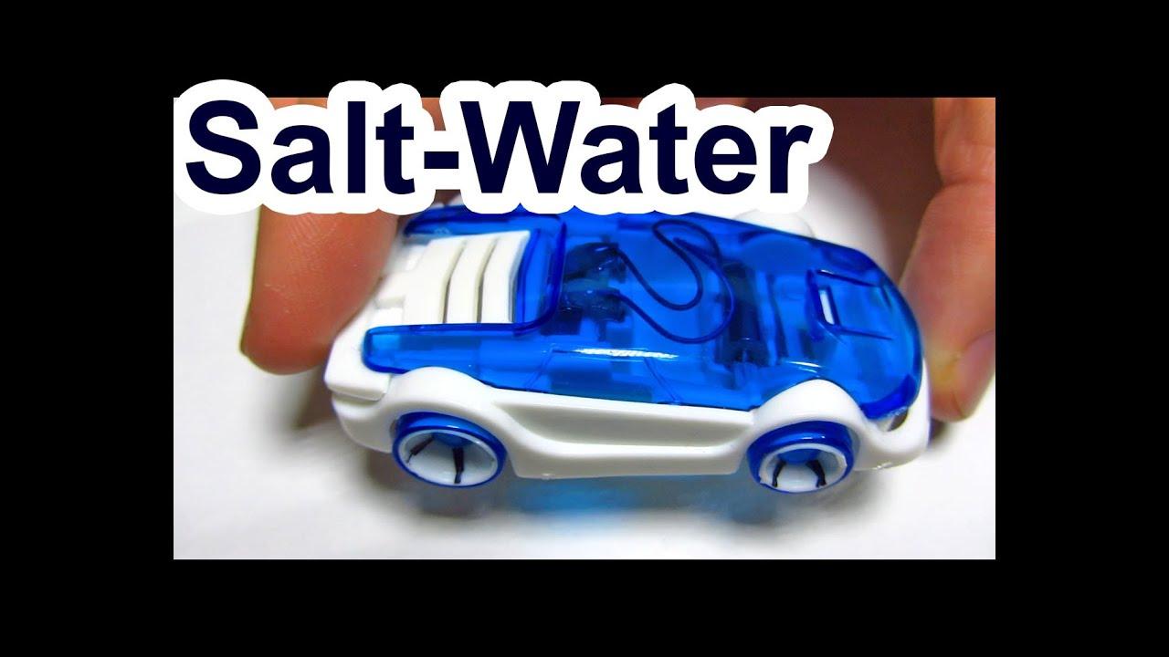 Salt Water Powered Car: Salt Water Powered Car (Review)