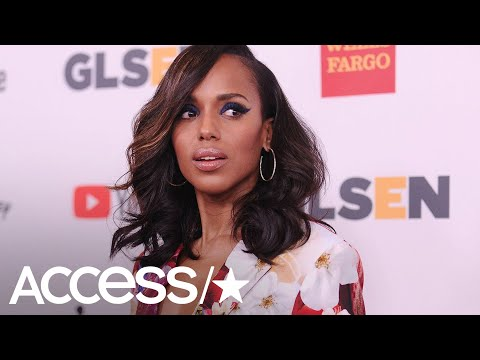 Is Kerry Washington A Mother Of Three?