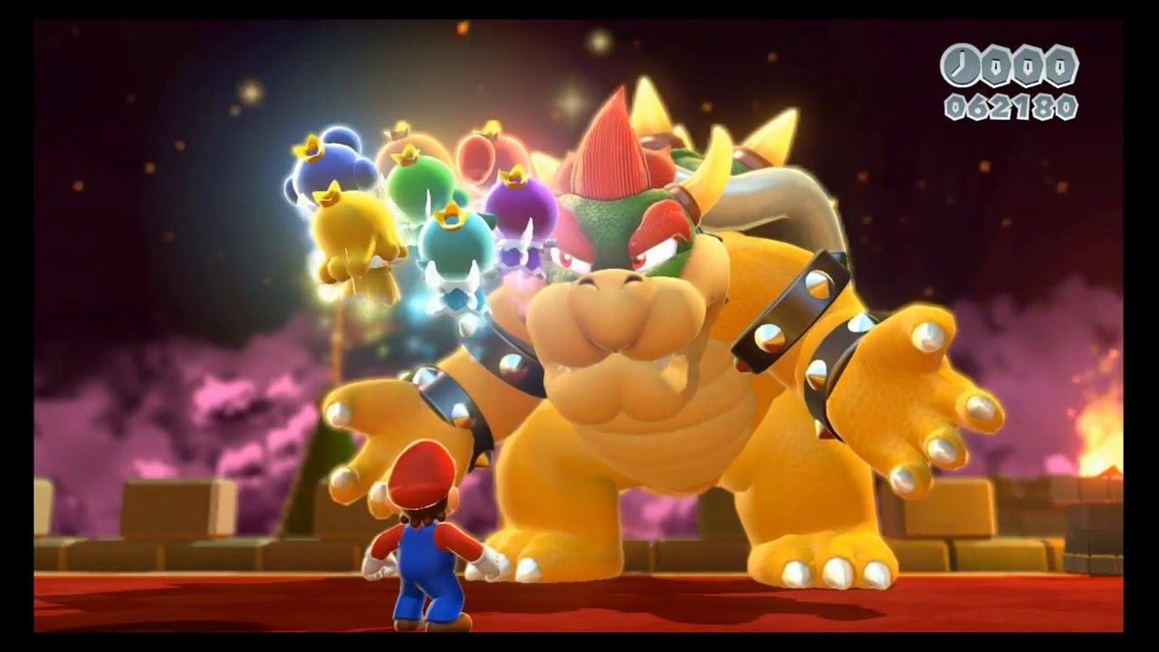 100+ Bowser Super Mario 3d World Fairies Trapped – yasminroohi