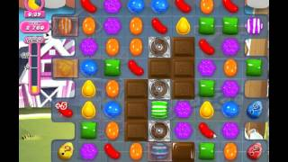Candy Crush Saga Level 237 - 1 Star - no boosters