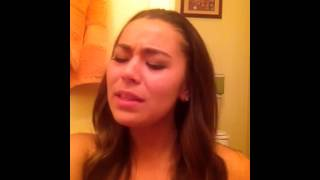Love Will- Jordin Sparks cover