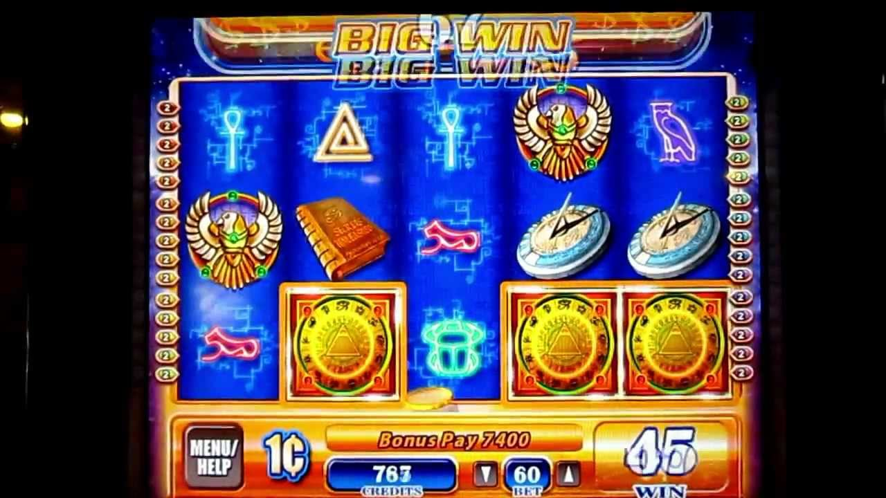 Slot Machines Bonus