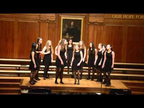 Winsor School Senior Small Chorus - Wings