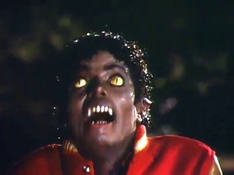 Thriller WEREWOLF TRANSFORMATION - YouTube