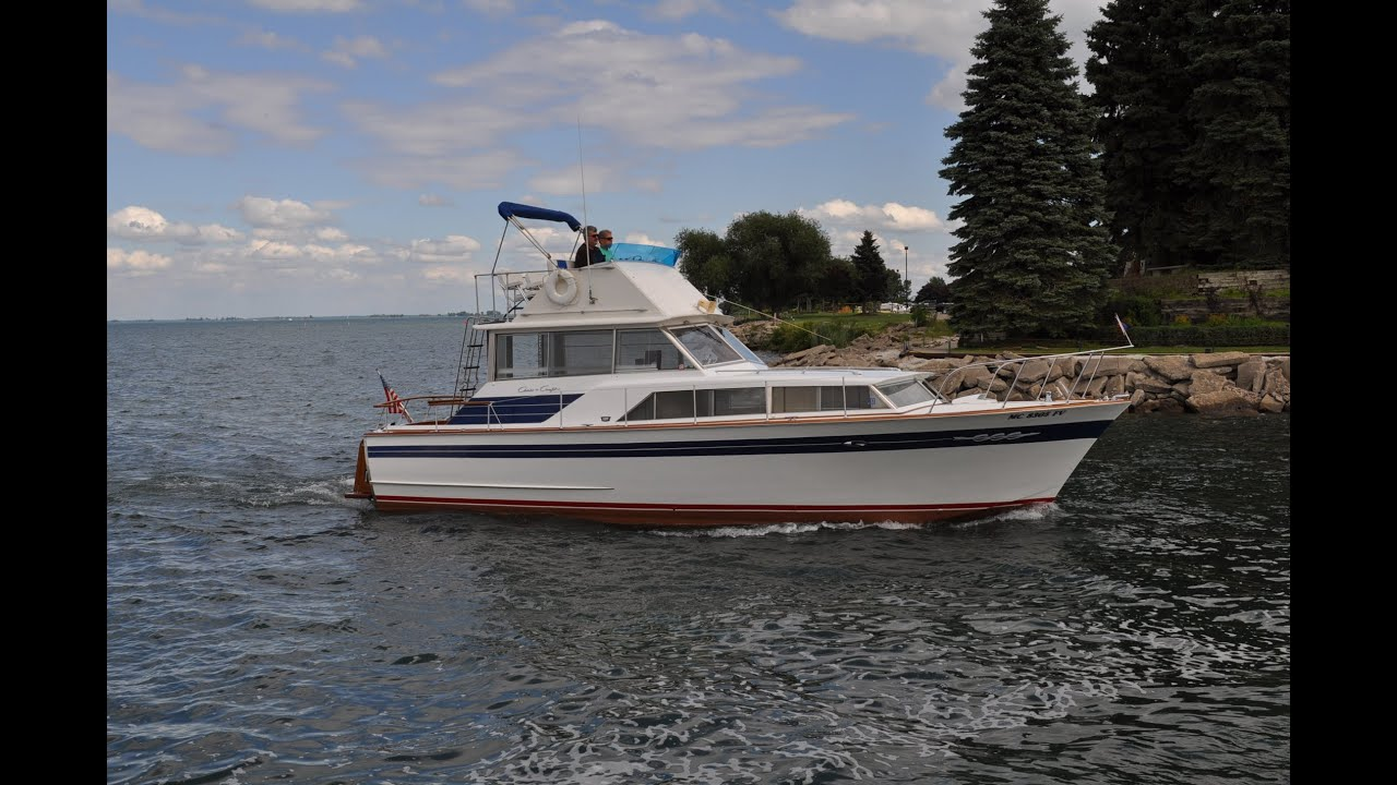 Chris Craft  Commander Specs
