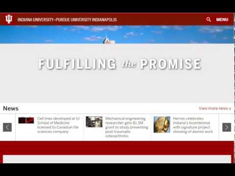 194  Indiana University  Purdue University Indiana
