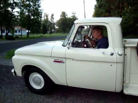 1966 ford f100 stepside
