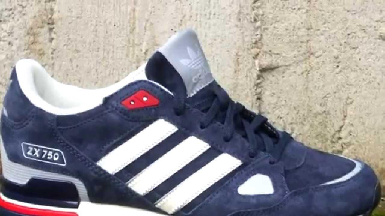 Популярные оригинальные кроссовки Adidas zx750 недорого. Купить .