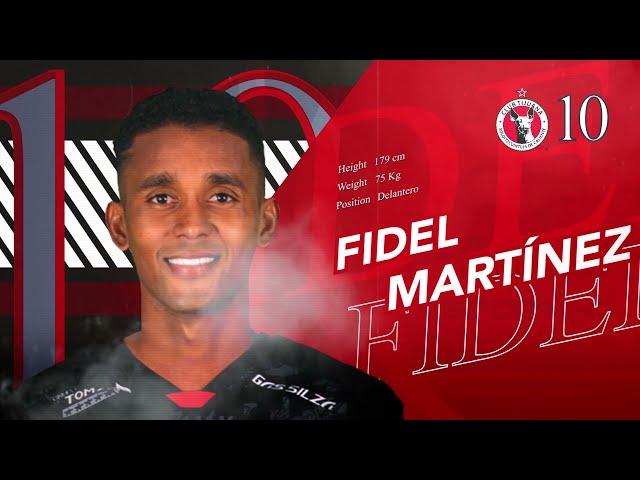Fidel Martínez - Image Sport