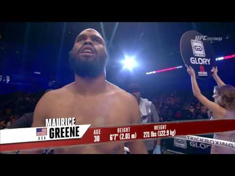 GLORY 38 Superfight Series: Catalin Morosanu vs. Maurice Greene