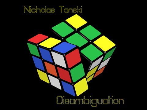 Disambiguation by Nick Tanski (Full Album)