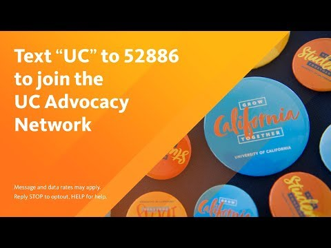Help keep the University of California affordable