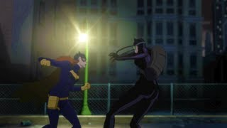 Batgirl vs Catwoman | Batman: Hush