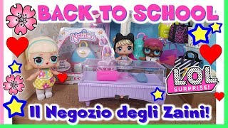 Baixar BACK TO SCHOOL: Lo zaino perfetto. Kekilou e LOL Story by Lara e Babou