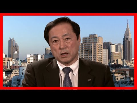 Breaking News | Mizuho ceo: financial firms 'should have courage' to take blockchain live