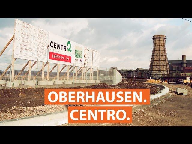 Die Geschichte des Centro Oberhausen | checkpott.clip