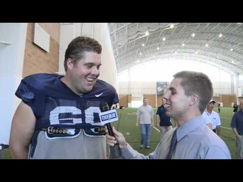 2011 BYU Football Ole Miss Prep - Terence Brown