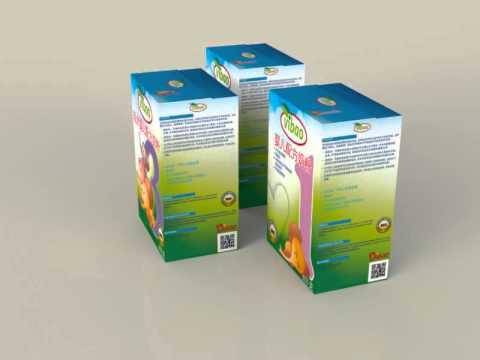 Vibao Bio-Milchpulver China und Ostasien