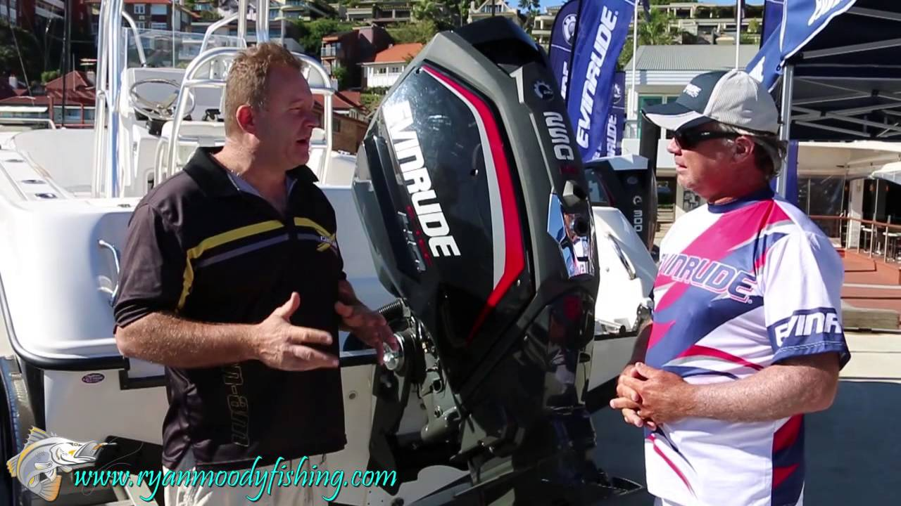 Two stroke vs four stroke outboard engines — Ryan Moody Fishing