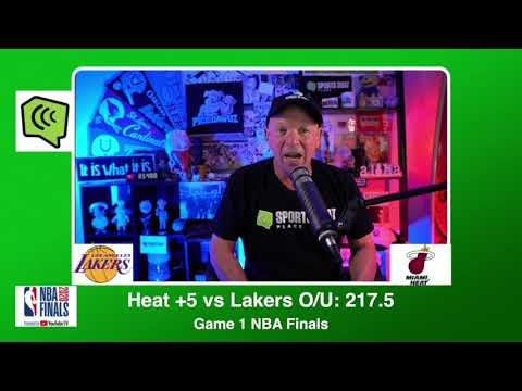 Miami Heat vs Los Angeles Lakers  NBA FInals Game 1 Wednesday 9/30/20   Picks & Predictions