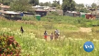 South Africa'sOvercrowded Slums Most Vulnerable to Coronavirus
